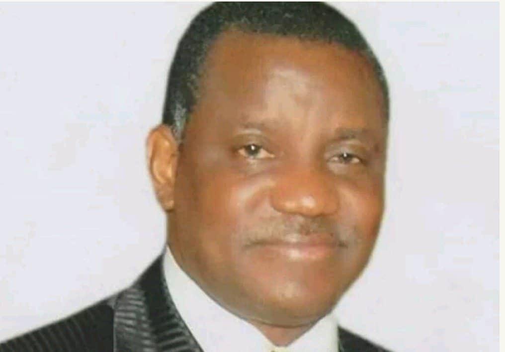 Pastor Samuel Aboyeji