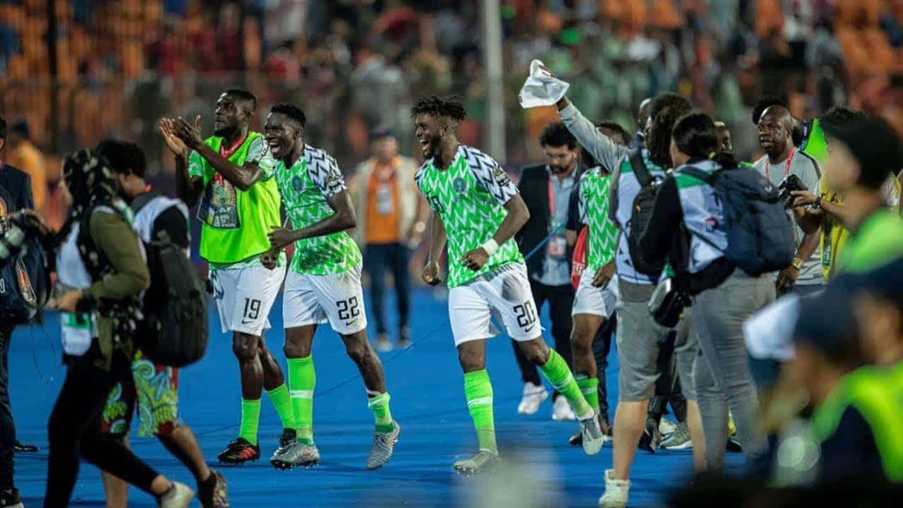 AFCON 2021: Super Eagles of Nigeria qualifying fixtures