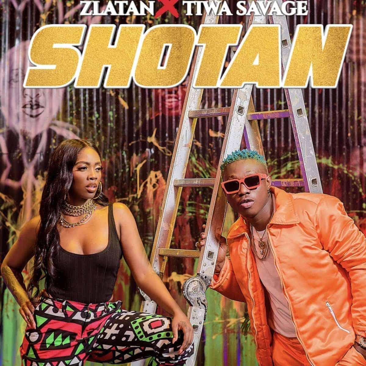 download mp3 zlatan ft tiwa savage - shotan mp3 download