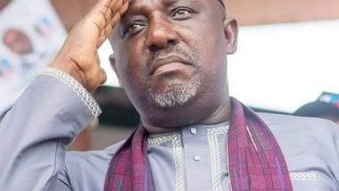 Photo of Rochas Okorocha's Daughter narrowly escapes death as Angry Mob Stone her in Owerri