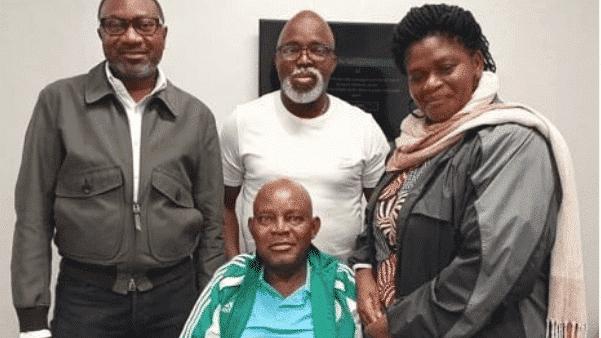 'After God, it is Otedola',says Ex-Super Eagles coach, Christian Chukwu