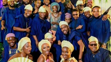 Photo of Mo Abudu, Kate Henshaw, Joke Silva, others storm traditional engagement of Tosin Babalola and Dara Shasore (photos)