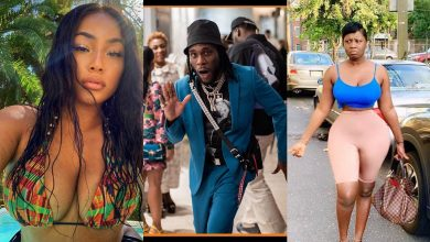 Burna Boy finally reacts to news he dumped Stefflon Don for Princess Shyngle
