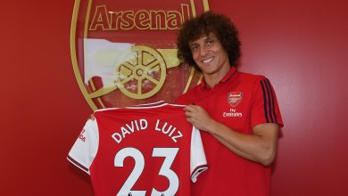 Photo of David Luiz opens up about wanting to leave Arsenal