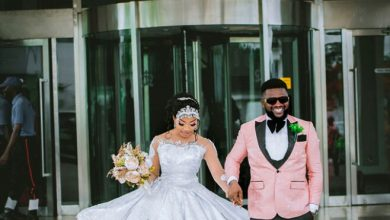 Photo of Cynthia and Vincent's amazing wedding photos will blow your mind!