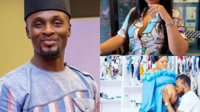 Photo of Mercy Aigbe tells Adeniyi Johnson to forget about the past with Toyin Abraham