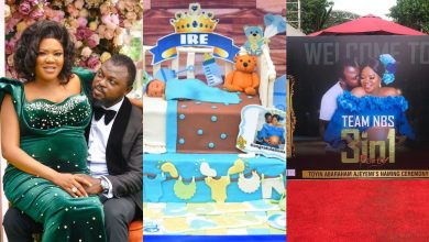 Photo of Scenes from Toyin Abraham's baby's naming ceremony ( photos & video)