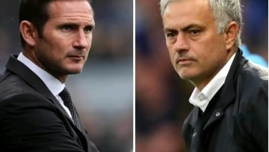 Photo of Mourinho reveals Lampard's only problem at Chelsea