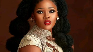 Photo of Cee-C expresses fear over plans to start her own YouTube channel