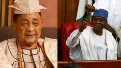 Photo of Saraki-led Senate blocked Magu's confirmation because of 'skeletons in their cupboard' – Alaafin of Oyo