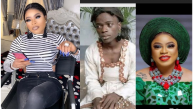 Photo of Bobrisky names those that will die in poverty, says his transformation is for only rich politicians