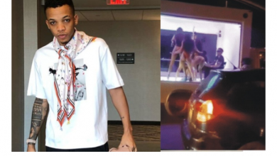 Photo of Tekno begs for mercy after Lagos State Govt slammed him for dancing with half-naked girls