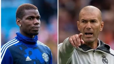 Photo of Zidane picks Pogba ahead of Neymar
