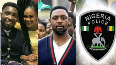 Photo of Police force Busola Dakolo to sign letter countering rape allegations against Pastor Fatoyinbo