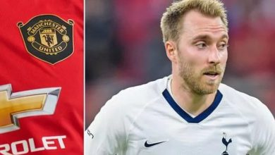 Photo of Tottenham star Christian Eriksen rejected Man Utd transfer because of one player