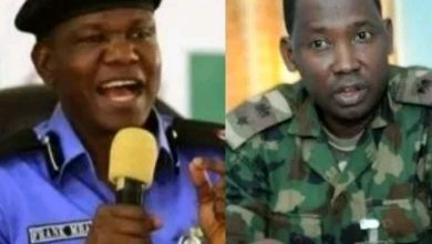 Photo of Nigerian Army admits killing three police officers, say they were mistaken for kidnappers