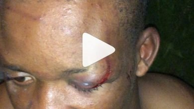 Photo of Upcoming rapper beaten after refusing to have s3x with gay man