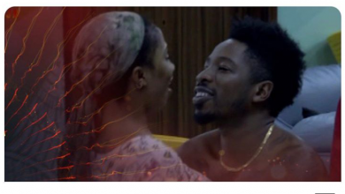 Photo of BBNaija 2019: Ike proposes to Mercy after romantic moments