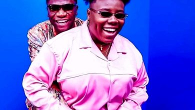 Photo of What Teni did when she met Speed Darlington who questioned her sexuality