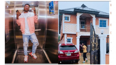 Photo of DJ Kaywise becomes landlord, flaunts his new house (Photos)