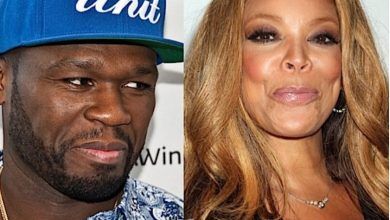 Photo of Wendy Williams kicked out party hosted by 50 Cent