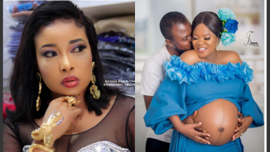 Photo of Lizzy Anjorin lists shocking reasons she can't congratulate new mum, Toyin Abraham