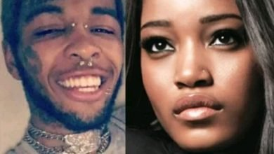 Photo of Keke Palmer reacts as man commits suicide after being mocked for dating transgender woman