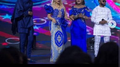 Photo of Tonto Dikeh, Regina Daniels and BBNaija stars shun Timi Dakolo and Busola Dakolo, associate with COZA Church and friends