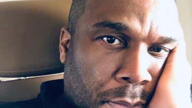 Photo of Tyler Perry shares very touching story of how he struggled to make it