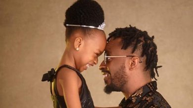 Photo of Singer 9ice marks daughter's 5th birthday in style (photos)