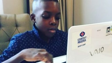 Photo of 9-Year-Old Nigerian Boy Builds Over Mobile 30 Games