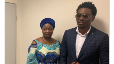 Photo of Tayo Faniran meets Abike Dabiri after Xenophobia attack in South Africa