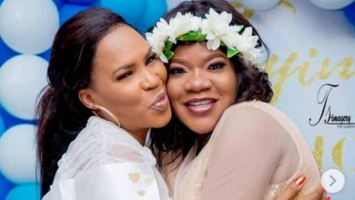 Photo of Keeping Toyin Abraham's pregnancy secret for long was hard – Faithia Balogun opens up