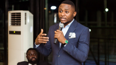 Photo of Ubi Franklin shares inspiring encounter with stranger he helped in 2018