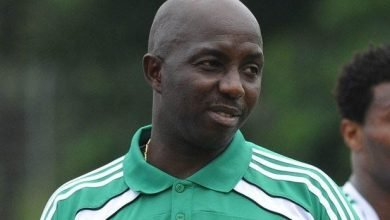 Photo of Samson Siasia cries out, makes fresh revelation on mother's kidnap