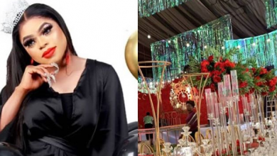 Photo of Real reason Police shutdown venue of Bobrisky's 28th birthday party in Lekki
