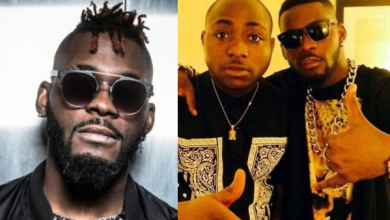 Photo of See Davido's reaction as DJ Arafat dies in bike accident