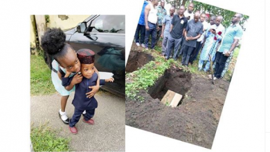 Photo of Honorable Ekeke loses wife, 2 children in car accident