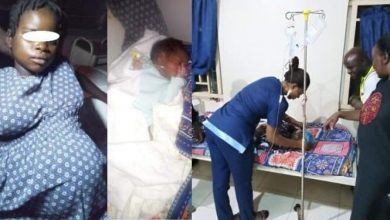 Photo of 10-year-old Orphan gives birth after being r*ped at IDP Camp (Photos)
