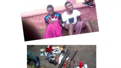 Photo of How kidnappers collected yam, schnapps, palm oil and N3.5m as ransom