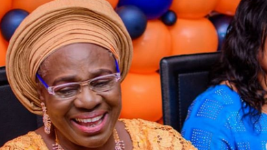 Photo of Mama Rainbow releases new photos to prove she is not a cheap actress