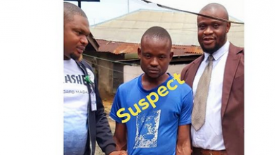 Photo of Man rapes his 9-yr-old stepdaughter, blames his wife