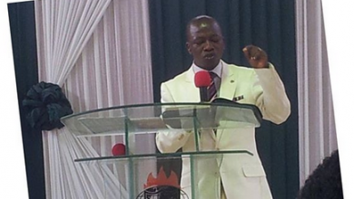 Photo of Winners pastor killed, wife abducted