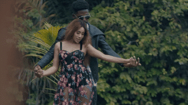 Photo of Waje's daughter turns video vixen, plays Johnny Drille's lover (photos)