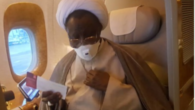 Photo of FG apologizes to India over El-Zakzaky rants, accuses Shiites leader of being 'unruly'