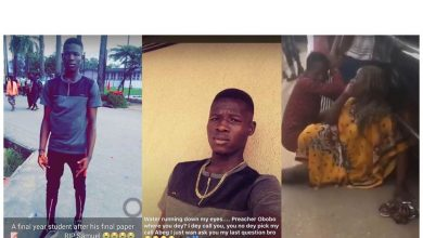 Photo of How only child of his parents was shot today after final exam (Photos)