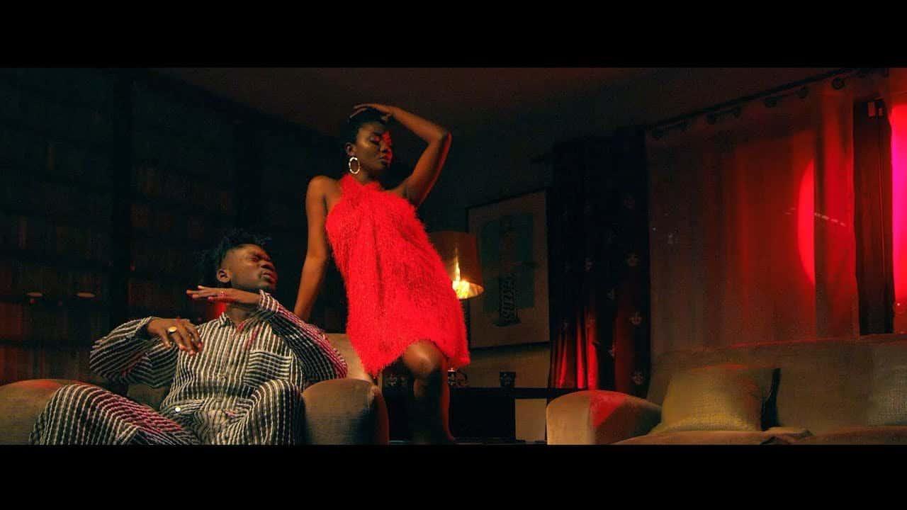 VIDEO: Mr Eazi – Doyin ft. Simi