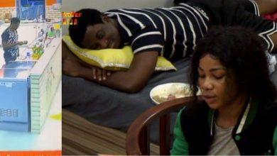 Photo of #BBNaija: Seyi says he thinks Tacha is in love with him