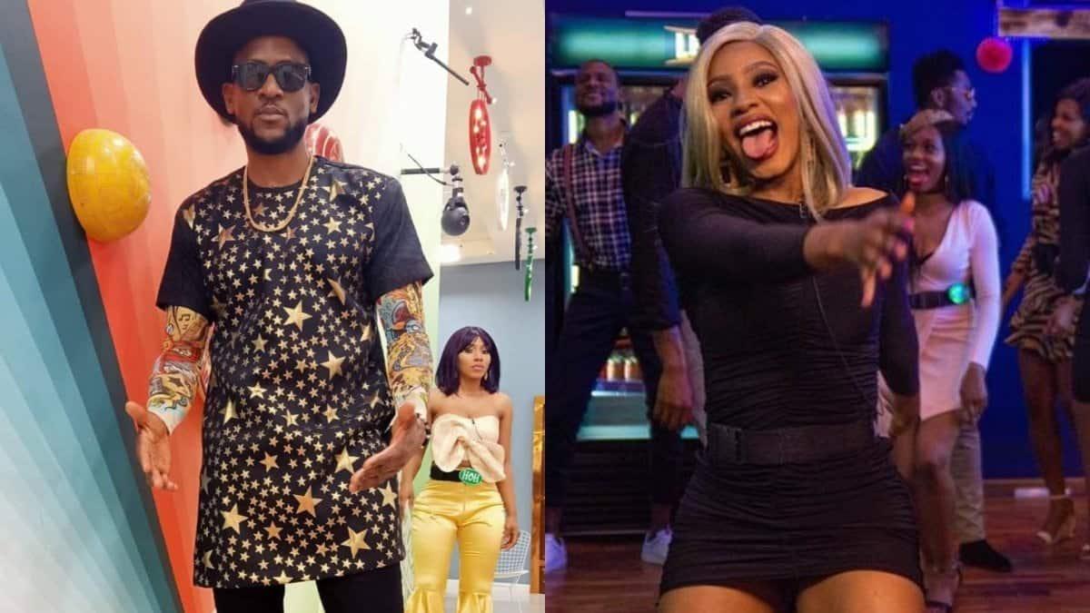 How Mercy tried to seduce Tuface Idibia - Omashola