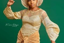 Photo of Nollywood actress Omowunmi Dada would make a beautiful bride (photos)